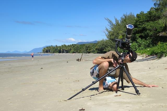 Beach observatory