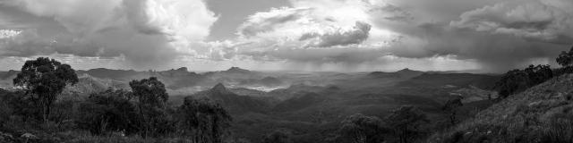 HDR mono panorama (edited)